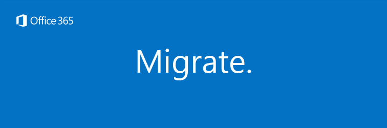 Office 365 Migrate